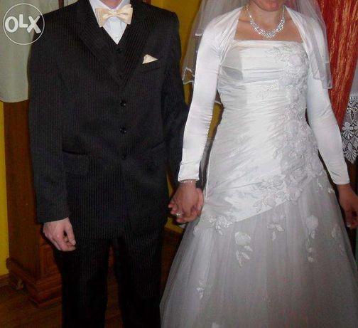 sukenka ślubna