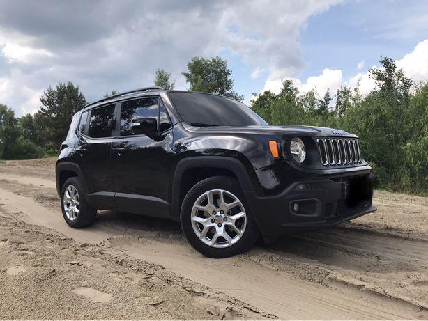 Продам Jeep Renegade 2016
