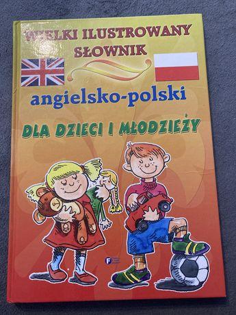 Słownik angielsko polski dla dzieci i młodzieży