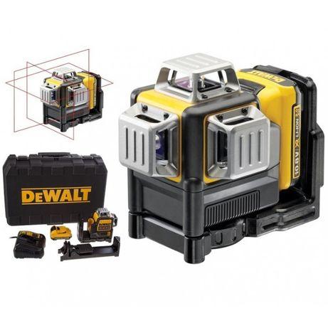 Nível Laser Autonivelantes 3x 360º Dewalt DCE089D1R