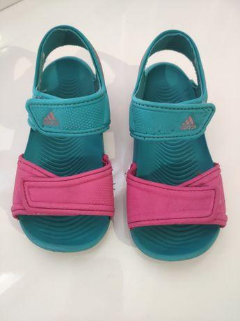 Босоножки adidas, босоножки на девочку