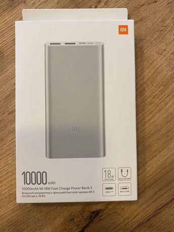Powerbank Xiaomi 10000 mAh 18W usb Typ C Wrocław Centrum