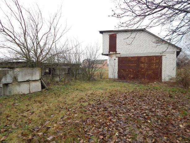 Участок 10 соток, фундамент, 2-х эт. сарай/гараж ул. Вишнёвая, Киенка