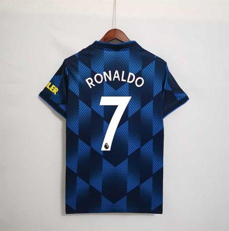 Camisola Manchester United do Ronaldo época 21/22