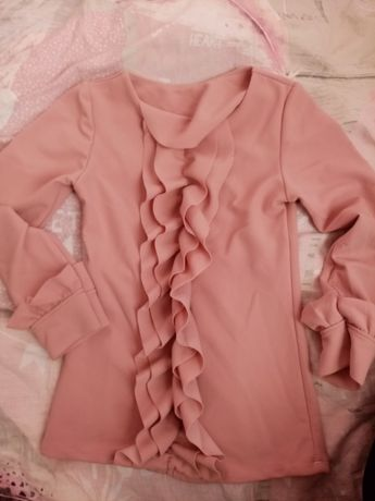 Nowa bluzka 128-134
