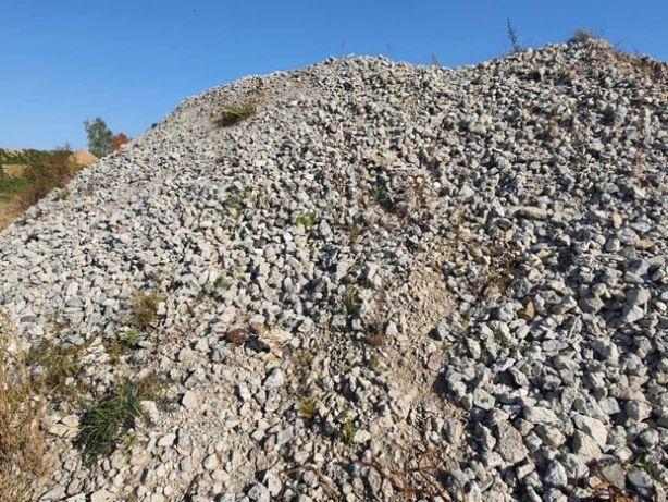Kruszywo przekrusz gruz tluczen betonowy