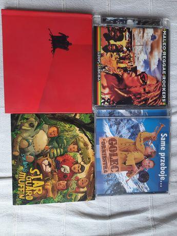 Płyty Coma, Maleo Reggae Rockers, Golec, Star Guard Muffin