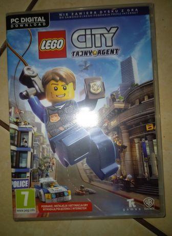 Sprzedam grę Lego City Tajny Agent na PC