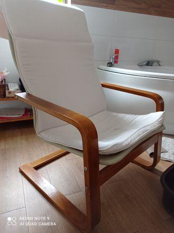 Krzesło fotel ikea
