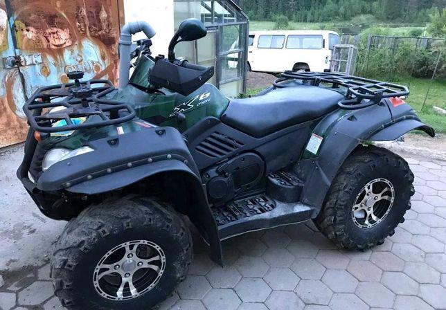 Продам Квадроцикл CF moto X6