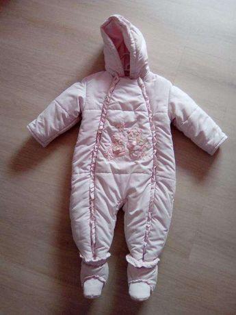 Fato de bebé para frio