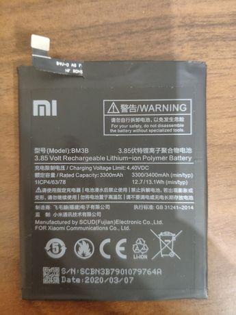 Xiaomi Mi mix 2s аккумулятор, батарея BM3B