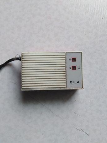Radio ELA MOT-729 Unitra Eltra lata 70 PRL kolekcjonerskie