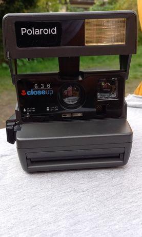Aparat Polaroid używany