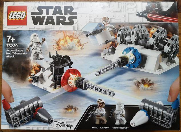 Lego 75239 Star Wars Atak na generator Hoth
