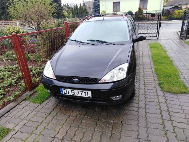 Ford Focus kombi 1.6 lpg 2003r sekwencja lubrifikator.