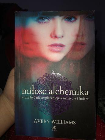 Milosc Alchemika Avery Williams