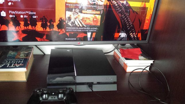 Konsola Playstation 4 - Ps4 500gb