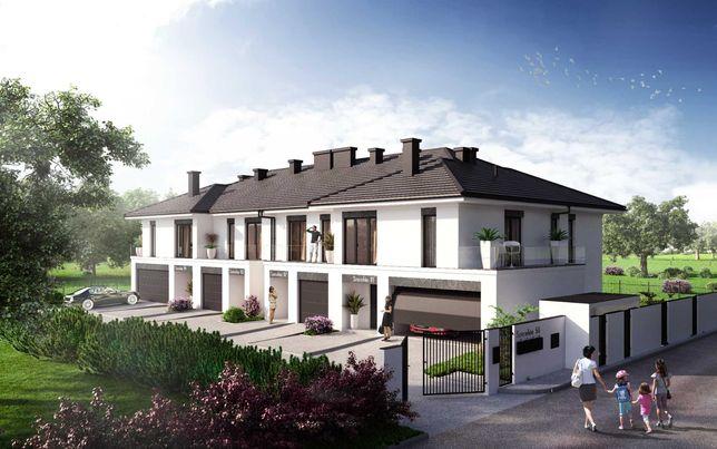 Szerokie 56 - nowoczesne domy w zabudowie bliźniaczej etap II