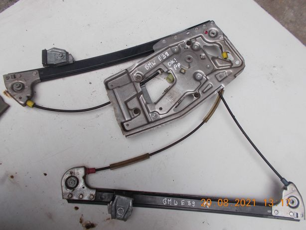 Mechanizm podnoszenia szyby prawy przód BMW e39