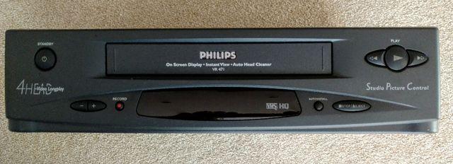 Magnetowid Philips VR471