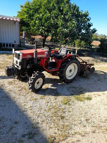 Vendo trator agrícola 4x4 Yanmar F17