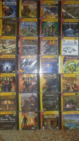 Игры для ПК, компьютера. Cd game,pc games ,dvd