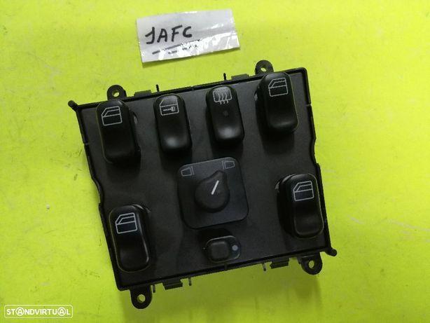 Botões /Interruptores dos vidros Mercedes ML W163 NOVO