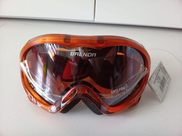 Gogle narciarskie BRENDA
