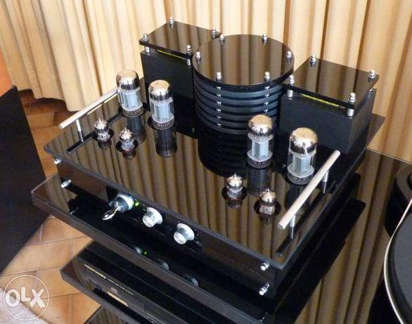 Amplificador Integrado a válvulas