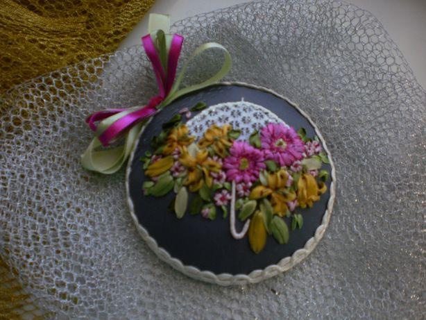 Игольницы с вышивкой лентами (в ассортименте)