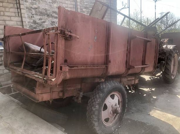 Продам прицеп на трактор
