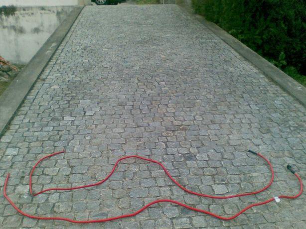 cabos de bateria (BONS ) cobre grossos  bmw