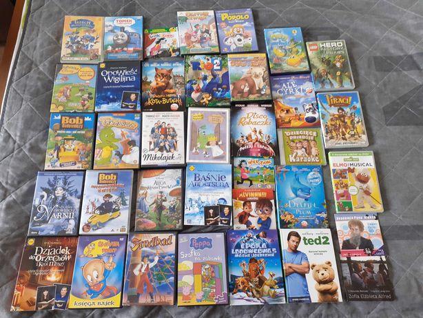 Zestaw filmów dla dzieci 36 sztuk