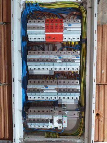 ELEKTRYK/USŁUGI ELEKTRYCZNE 24/7.serwis/modernizacja/gwarancja