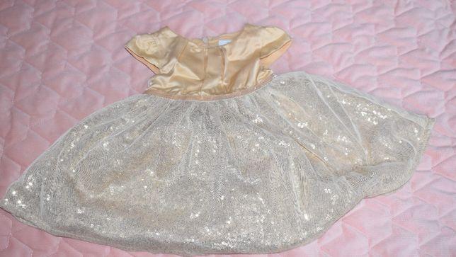 sukienka rozmiar 68