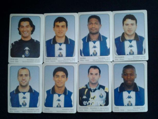 Calendários Futebol Clube do Porto