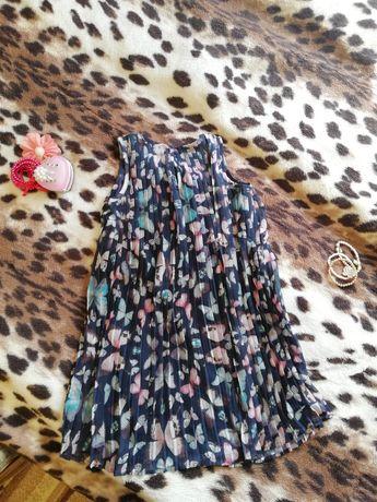 Прикольное платье для девочки H&M