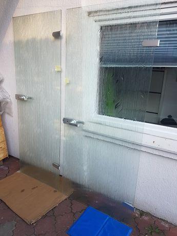Drzwi szklane 80 tki