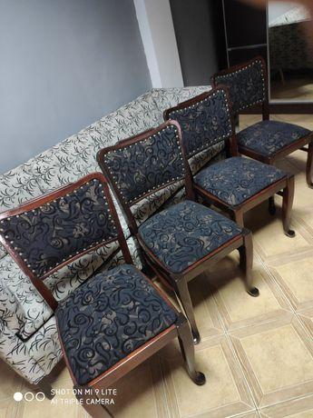 Перетяжка стільців та ремонту. (меблів)