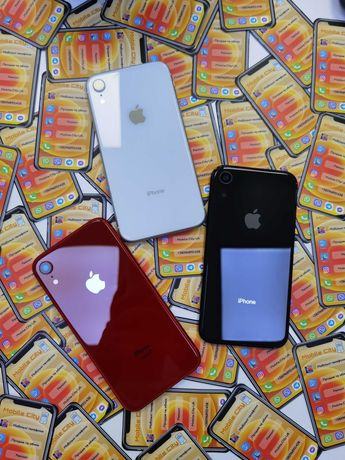 Apple iPhone XR 64/128gb Neverlock (обмін, кредит)