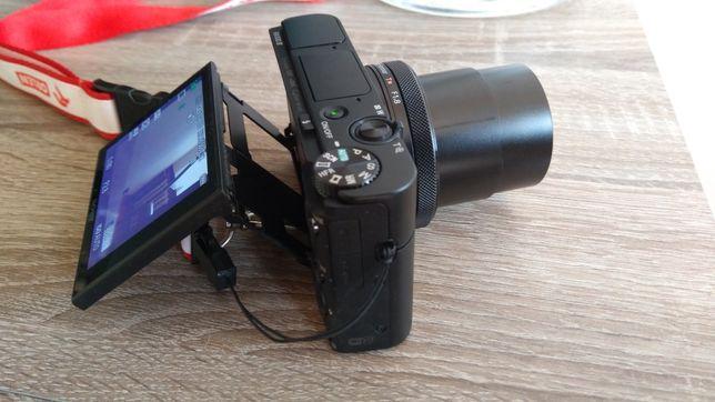 Aparat fotograficzny Sony rx 4