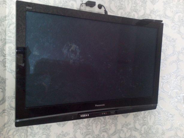 плазменный телевизор panasonic и приставка Xiaomi