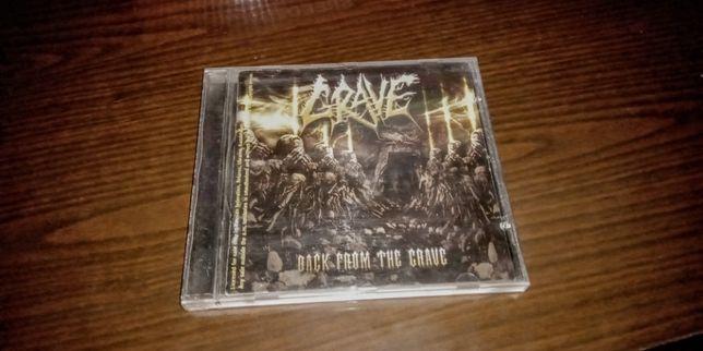 Ліцензійний cd GRAVE Back From the Grave