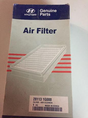 Фильтр воздушный (281131G000) Hyundai/Kia 28113-1G000