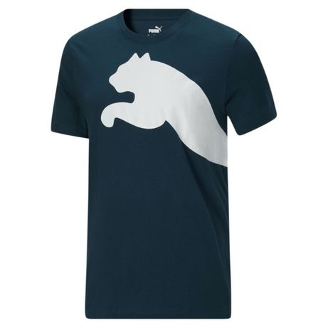Puma Oversized Logo Men's Tee Пума / Футболка