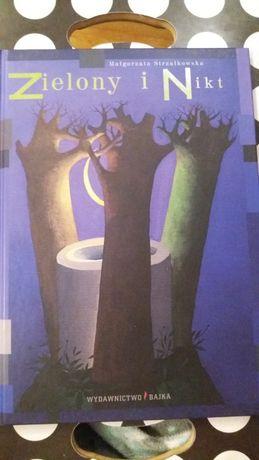 Książka Zielony i Nikt