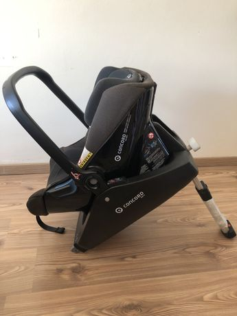 Ovo Concord Air Safe+Base Isofix