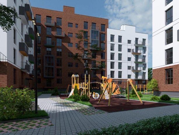 Продаж трьох-кімнатної квартири 75 кв.м (9км від Львова)