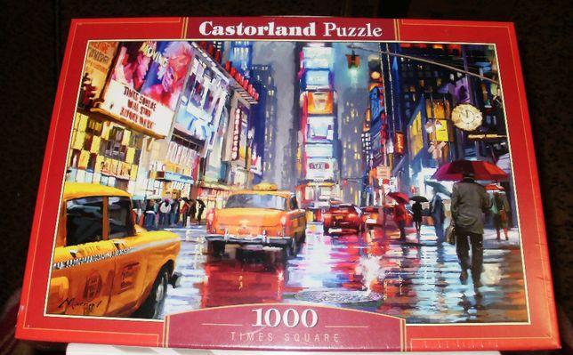 Пазл новый в упаковке 1000 фирмы Castorland